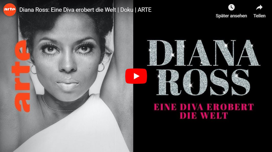 ARTE-Doku: Diana Ross - Eine Diva erobert die Welt