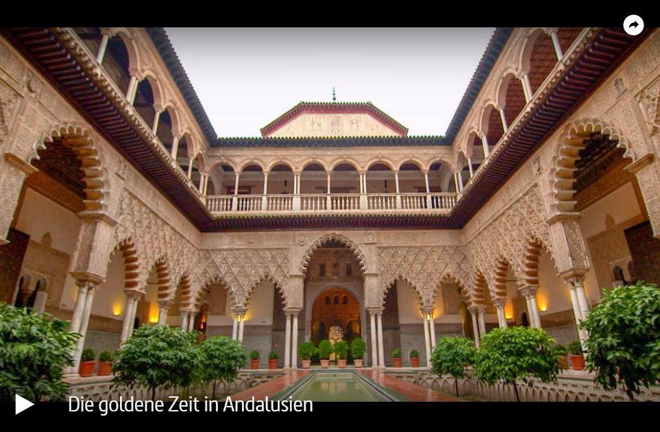 ARTE-Doku: Die goldene Zeit in Andalusien
