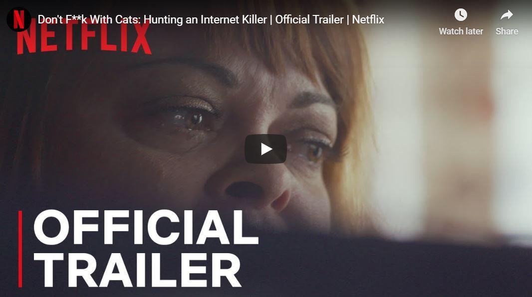Netflix: Don't F**k With Cats - Hunting an Internet Killer // Doku-Empfehlung von Jasmin Klein