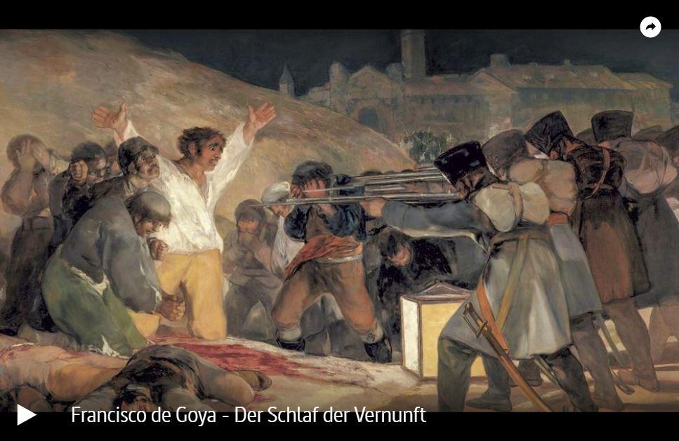 ARTE-Doku: Francisco de Goya - Der Schlaf der Vernunft