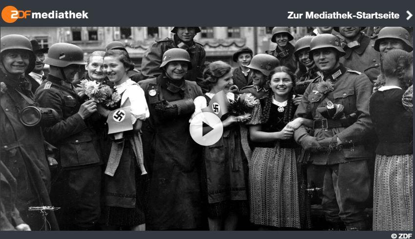 ZDFinfo-Doku: Frauen unterm Hakenkreuz
