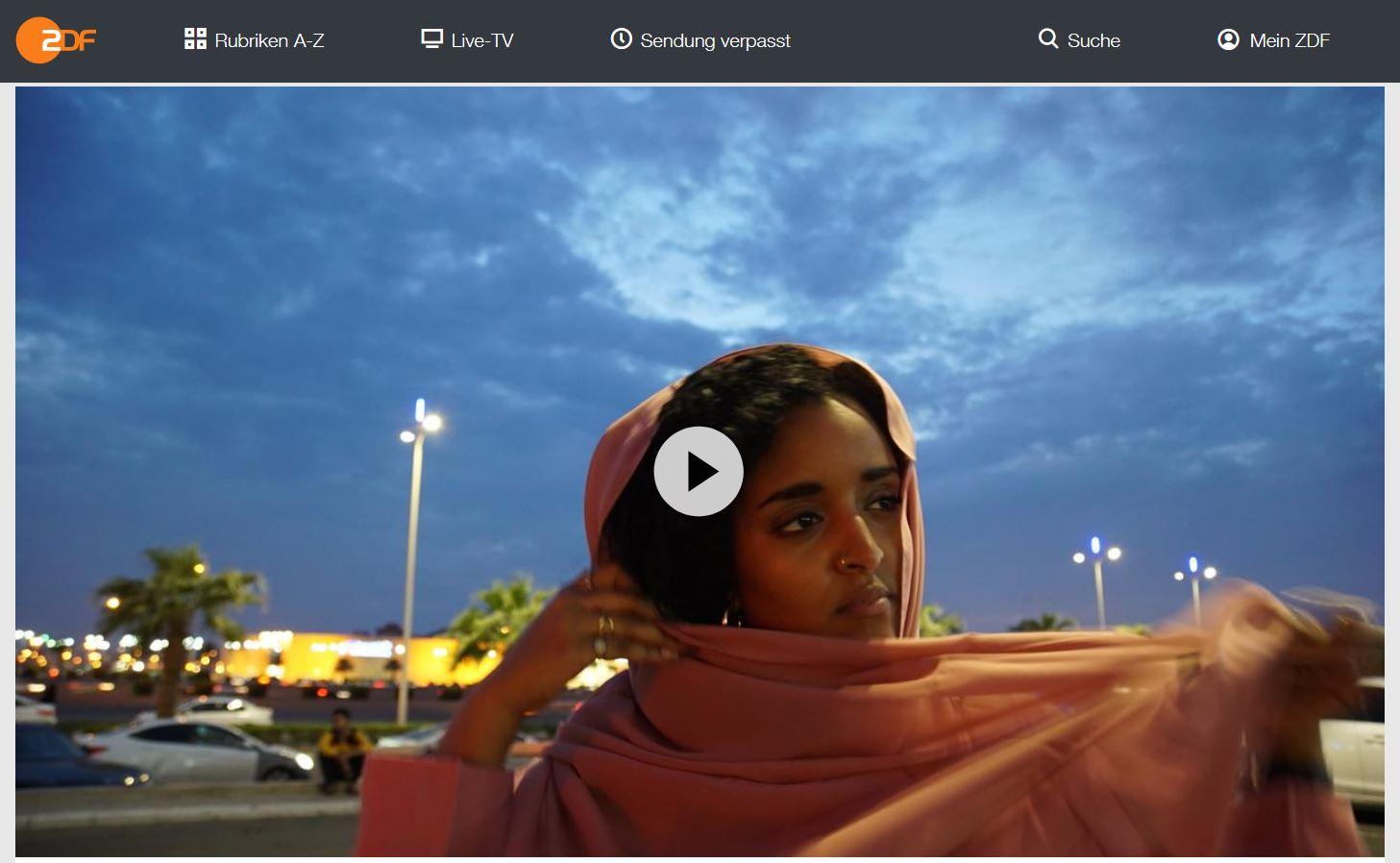 ZDFinfo-Doku: Fremde Heimat Saudi-Arabien - Eine Frau zwischen zwei Welten