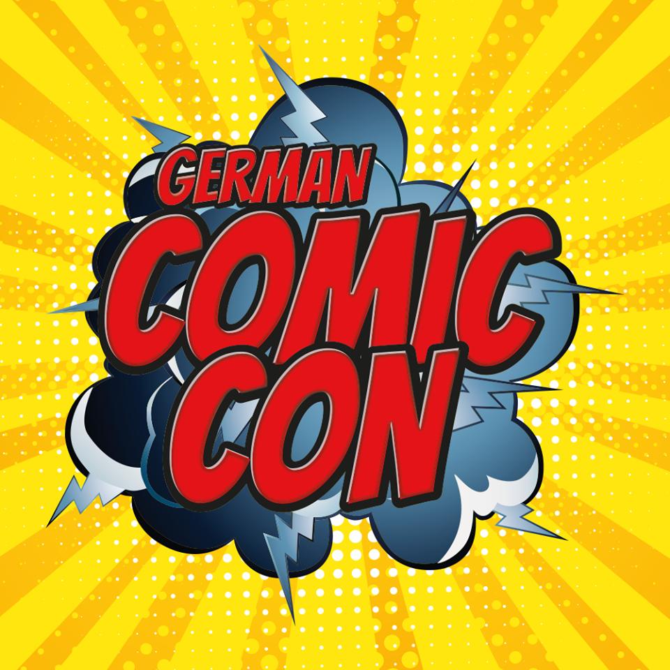 German Comic Con Dortmund 2021