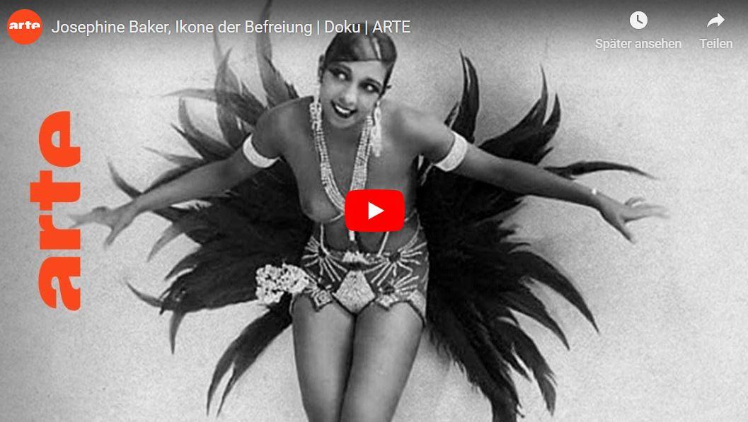 ARTE-Doku: Josephine Baker, Ikone der Befreiung