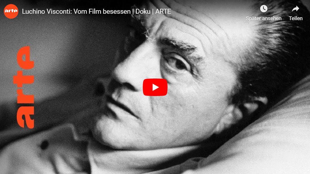 ARTE-Doku: Luchino Visconti - Vom Film besessen