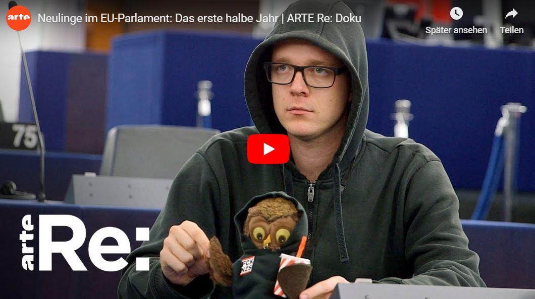 ARTE-Doku: Neulinge im EU-Parlament - Das erste halbe Jahr