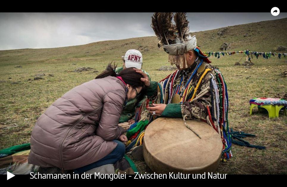 ARTE-Doku: Schamanen in der Mongolei - Zwischen Kultur und Natur