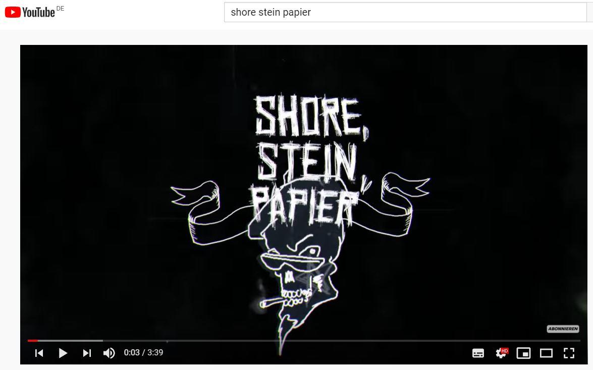 zqnce: Shore, Stein, Papier (400+ Folgen)