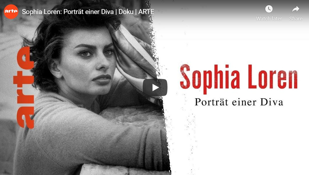 ARTE-Doku: Sophia Loren - Porträt einer Diva