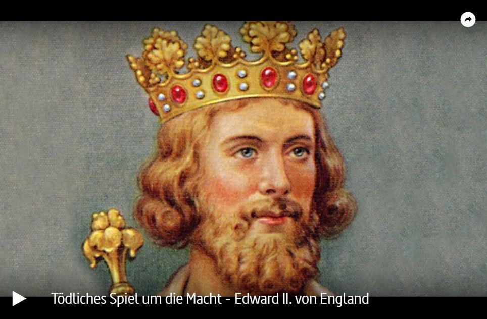 ARTE-Doku: Tödliches Spiel um die Macht - Edward II. von England