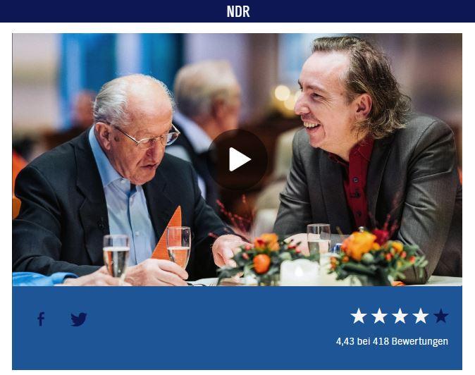 NDR: Die Geschichte eines Abends mit Olli Schulz
