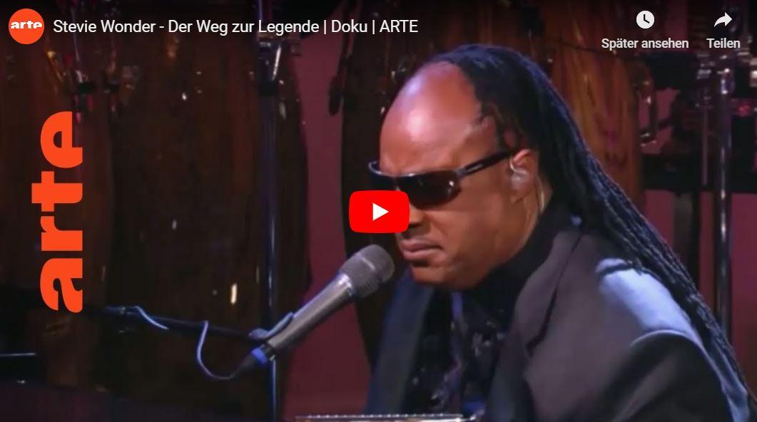 ARTE-Doku: Stevie Wonder - Der Weg zur Legende
