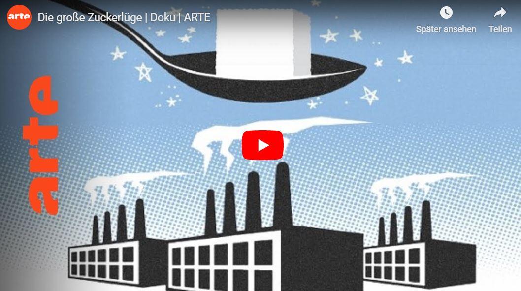 ARTE-Doku: Die große Zuckerlüge