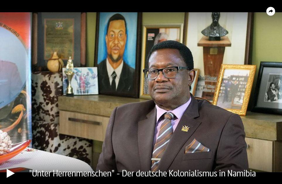 ARTE-Doku: »Unter Herrenmenschen« – Der deutsche Kolonialismus in Namibia
