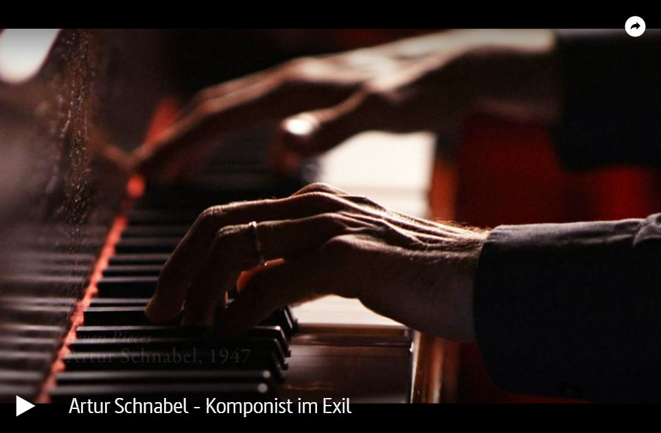 ARTE-Doku: Artur Schnabel - Komponist im Exil