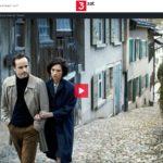 3sat-Dokufiktion: Bis ans Ende der Träume - Katharina von Arx und Freddy Drilhon