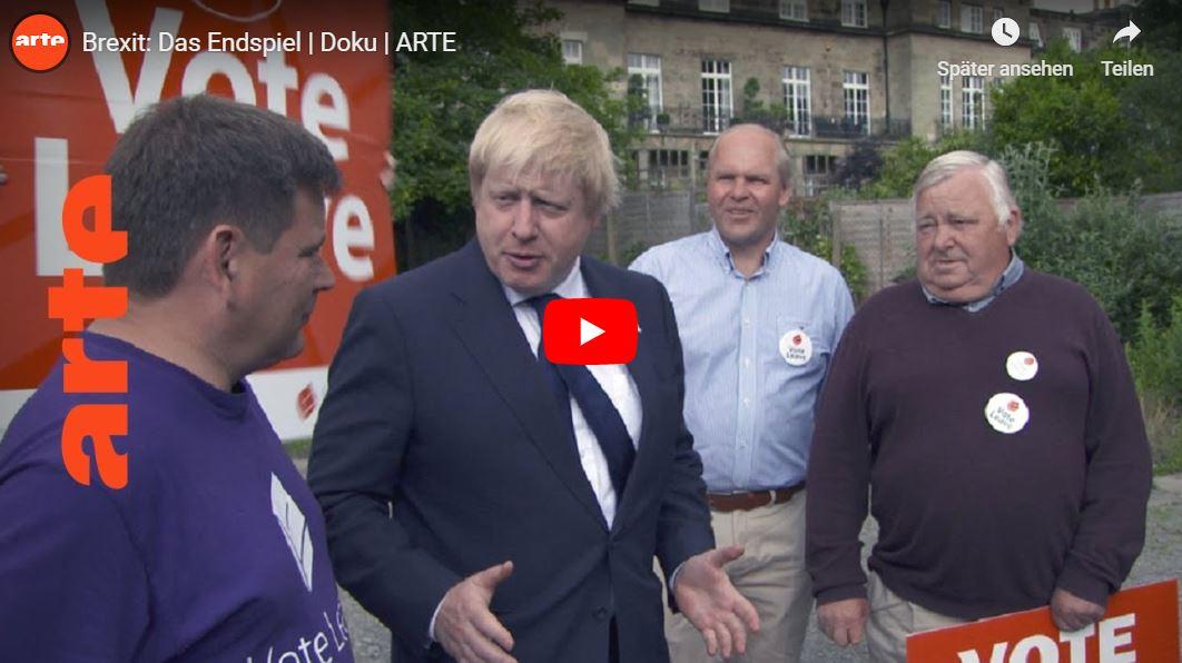 ARTE-Doku: Brexit - Das Endspiel