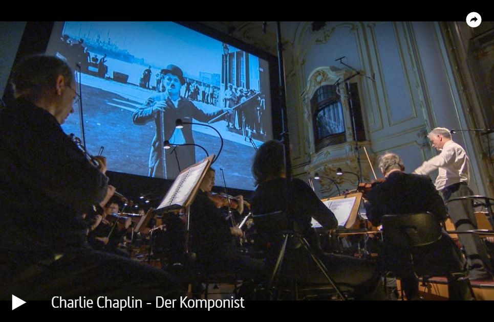 ARTE-Doku: Charlie Chaplin - Der Komponist