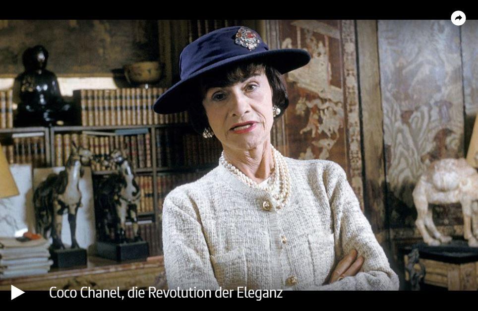 ARTE-Doku: Coco Chanel, die Revolution der Eleganz