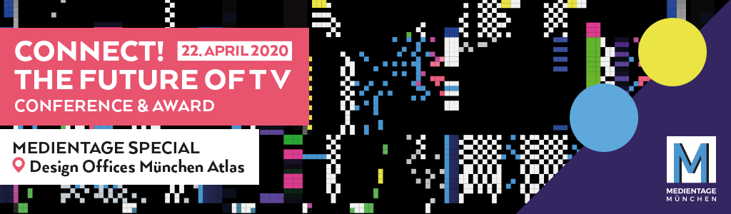 MEDIENTAGE Special 2020: Connect! The Future of TV