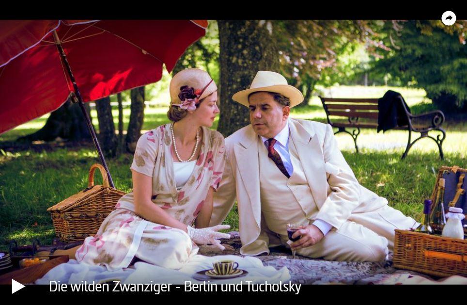ARTE-Doku: Die wilden Zwanziger - Berlin und Tucholsky