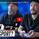 STRG_F-Doku: E-Sport - Big Business oder gemeinnütziger Sport?