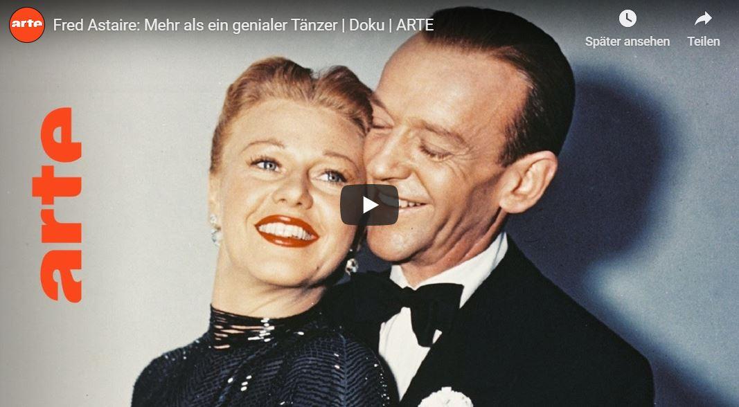 ARTE-Doku: Fred Astaire - Mehr als ein genialer Tänzer