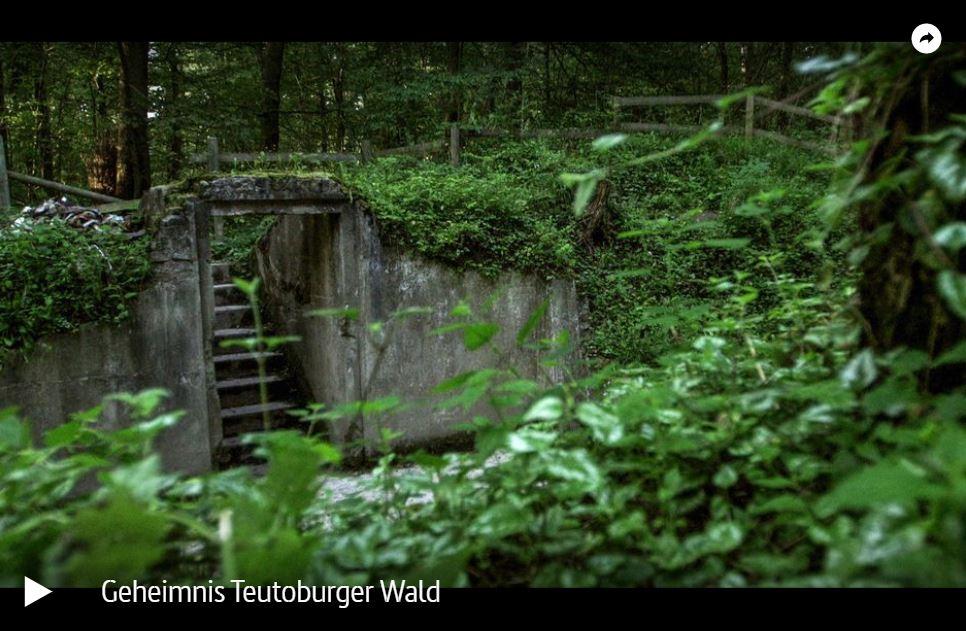 ARTE-Doku: Geheimnis Teutoburger Wald