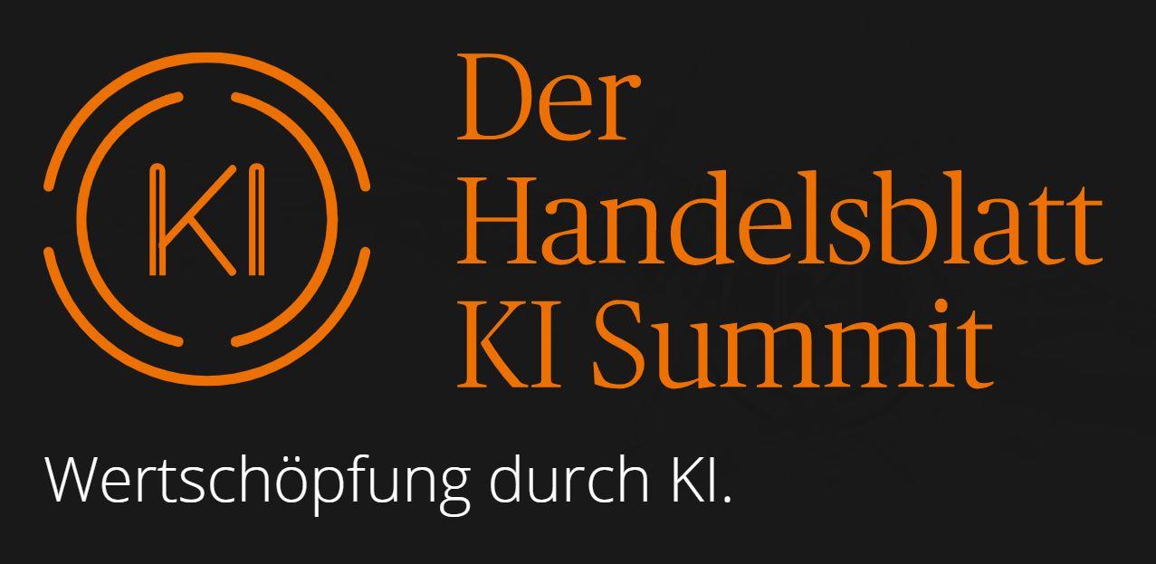 Handelsblatt KI Summit 2020