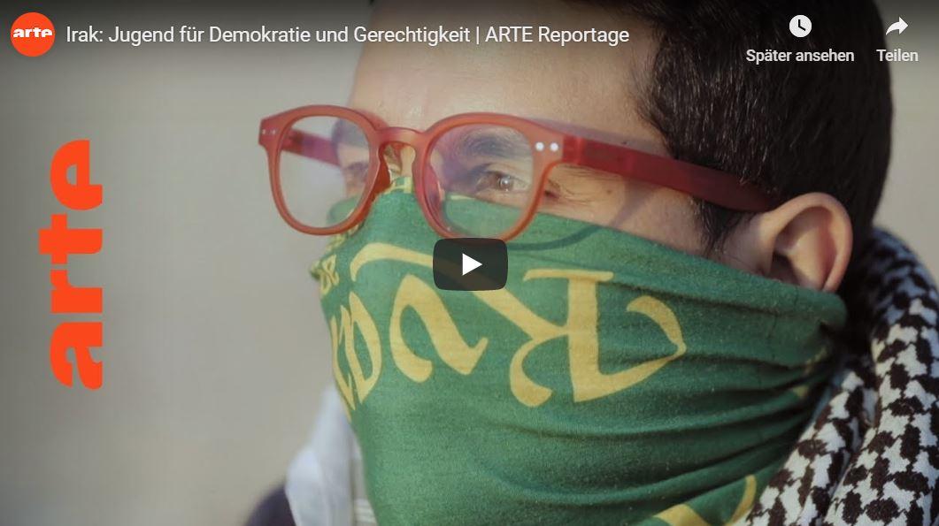 ARTE-Reportage: Irak - Jugend für Demokratie und Gerechtigkeit