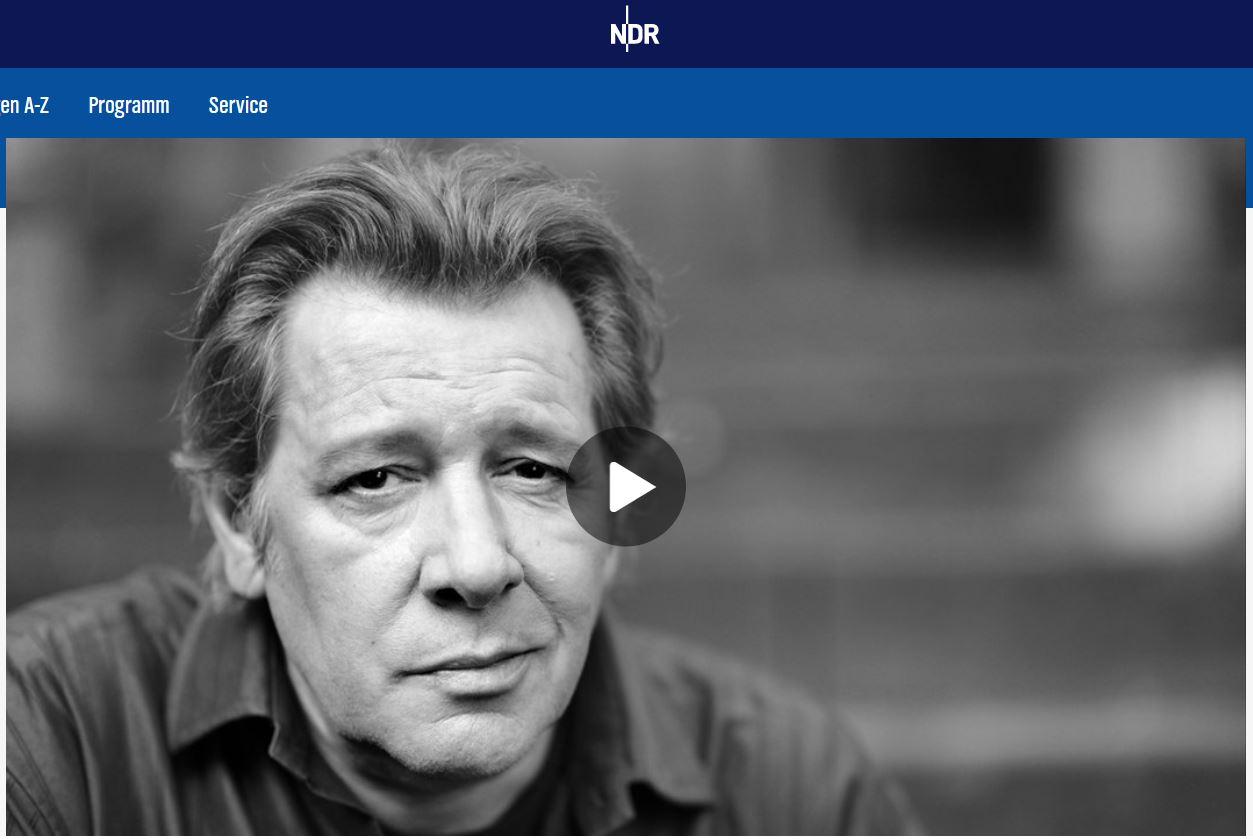 NDR-Doku: Jan Fedder - mit Ecken, Kanten und ganz viel Herz