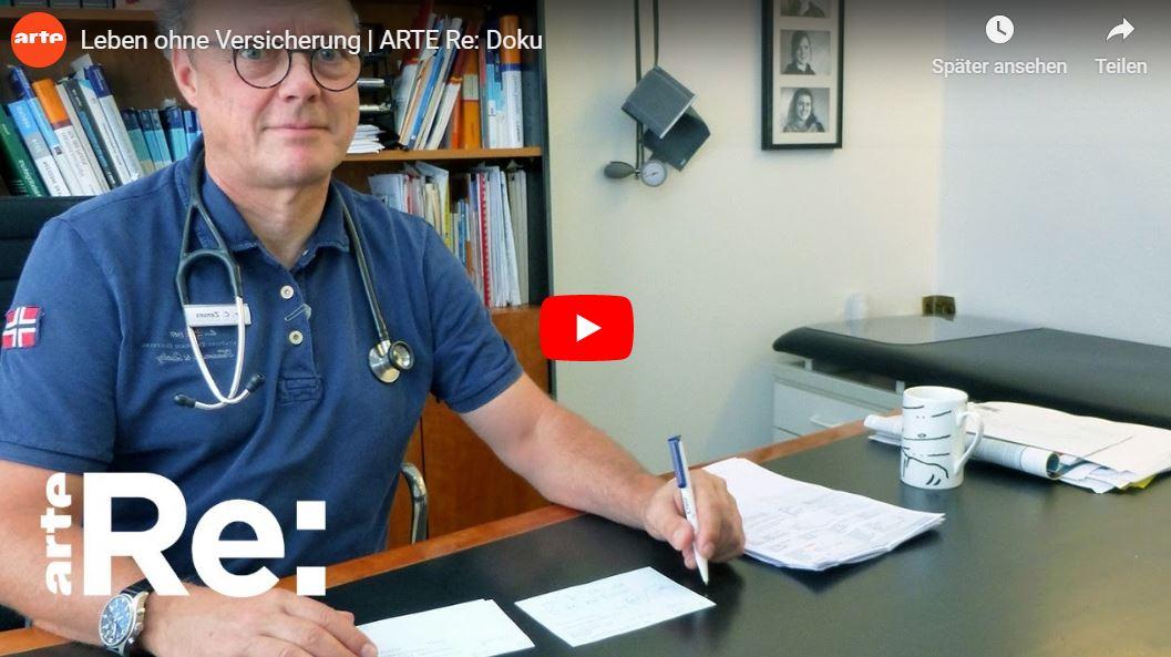 ARTE-Doku: Leben ohne Versicherung