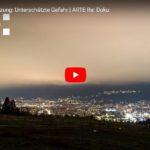 ARTE-Reportage: Lichtverschmutzung - Unterschätzte Gefahr