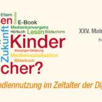 Mainzer Kolloquium 2020 - Brauchen Kinder Bücher? Mediennutzung im Zeitalter der Digitalisierung