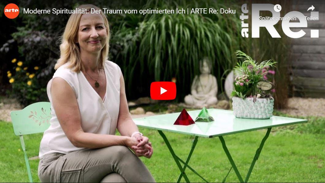 ARTE-Reportage: Moderne Spiritualität - Der Traum vom optimierten Ich