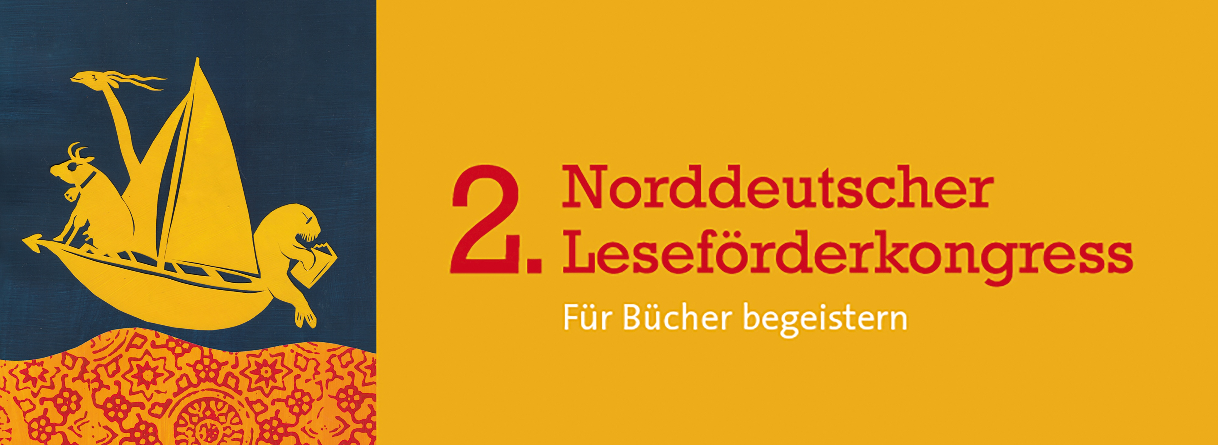 Norddeutscher Leseförderkongress 2020