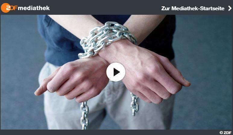 ZDF-Doku: Nur Haut und Knochen - Wenn Männer magersüchtig sind | 37 Grad