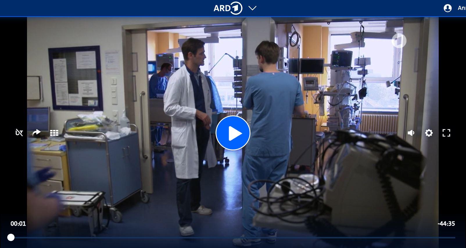 ARD-Doku: Organspende - Jetzt reden die Ärzte