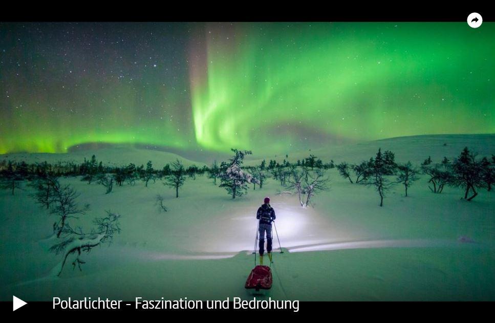 ARTE-Doku: Polarlichter - Faszination und Bedrohung