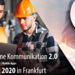 Praxistage Interne Kommunikation 2.0 2020
