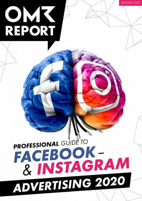 »Professional Guide to Facebook & Instagram Advertising 2020« von Florian Litterst und Andreas Grimm (OMR - Online Marketing Rockstars, Januar 2020)