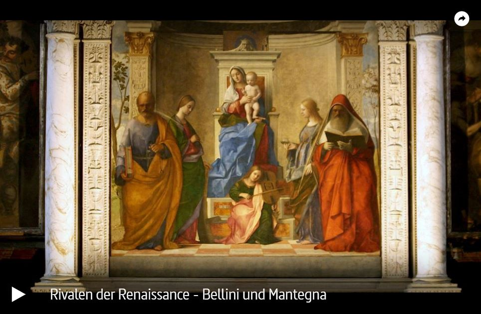ARTE-Doku: Rivalen der Renaissance - Bellini und Mantegna