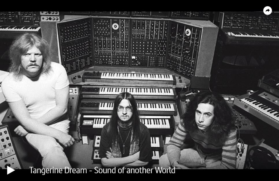 ARTE-Doku: Tangerine Dream - Sound of another World