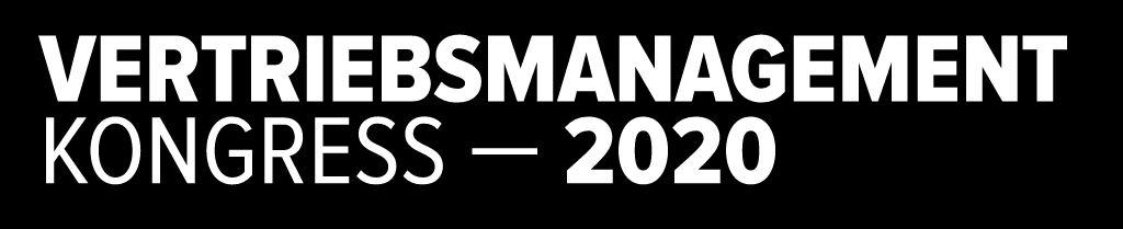 Vertriebsmanagementkongress 2020