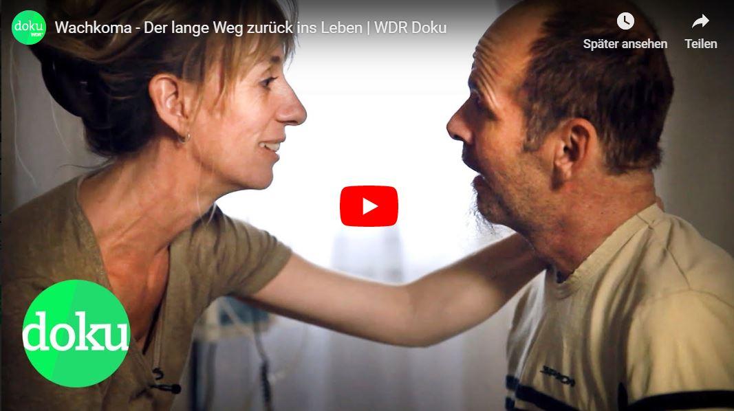 WDR-Doku: Wachkoma - Der lange Weg zurück ins Leben