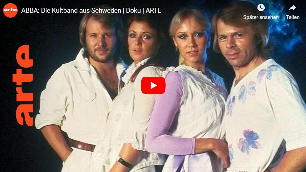 ARTE-Doku: ABBA - Die Kultband aus Schweden