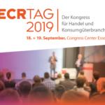 ECR Tag 2019 - Handelskongress der Konsumgüterbranche