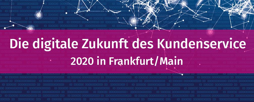 Die digitale Zukunft des Kundenservice 2020