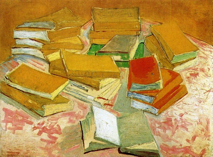 Was hat Vincent van Gogh gelesen?