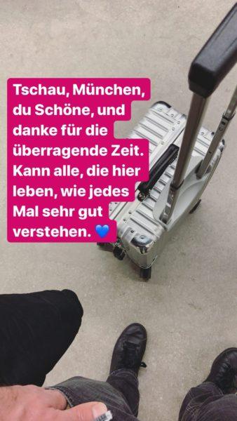 Instagram-Stories von Leander Wattig 2020